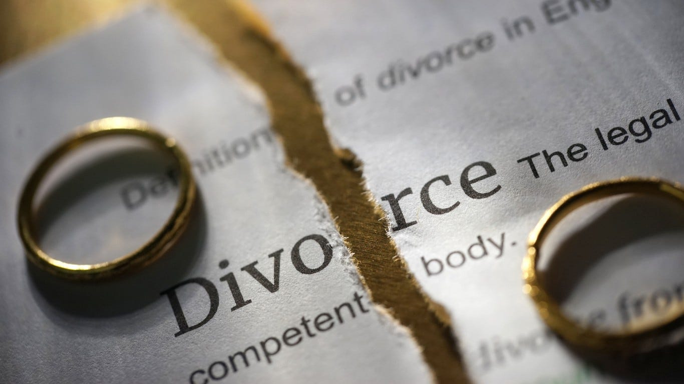 Husband Wants A Divorce After 3 Months Of Being Married